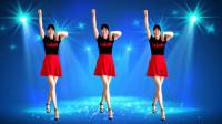最近特别火的一首歌《我最》跳起广场舞,真是带劲十足,附教学