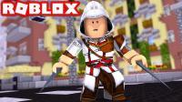 【Roblox沉默刺客】隐身刺客终结目标! 超能陆战队疾速追杀! 小格解说 乐高小游戏