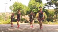 广场舞《月亮弯弯在天边》入门32步,舞步简单易学,网红歌曲