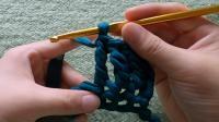 钩针基础针法:长长针如何编织?