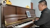 《城里的月光》钢琴即兴演奏,带你聆听回味经典怀旧金曲