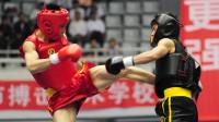 尘封赛事 1996年全国武术散打锦标赛个人赛 第一单元 004 56kg 石剑(湖南)VS 贾福增(河北)