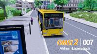 再次从邮局出发~omsi2巴士模拟Ahlheim Laurenzbach 24路