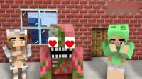 MC动画:怪物学校《酿造美少女》,Him的学生变身美丽姑娘!