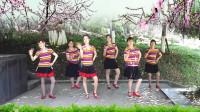 广场舞《三月里的小雨》跟着欢快的节奏,尽情的跳起来