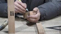 《古典家具 榫卯制作》54种结构之四(3) 传统榫卯工艺 半个木匠教学视频课程