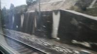 K691次列车运行在沪昆铁路宣威至曲靖区间