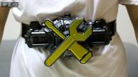 未来的假面骑士忍者腰带PB限定版DX未来驱动器真人演示鑫雨动漫