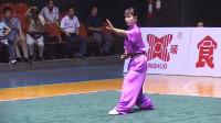 2005年全国武术套路冠军赛传统项目比赛 女子拳术 003 女子形意拳 李艳茹(北体大)第一名