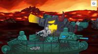 坦克世界动画:熔岩之王(坦克龙)