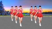 广场舞《达令达令我爱你》网红32步,欢快俏皮,好看好学
