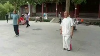 武当太极剑——杨文庆(81岁),张胜华两位师傅演练。