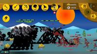 火柴人战争遗产74:疯狂锦标赛,100个钢锤巨人,看来是造不完了