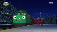 小火车嘀嘀宝_第二季动画解说_13_迪杰尔神奇的一天