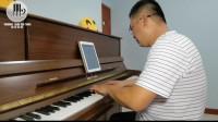 《十年》钢琴即兴演奏,带你聆听回味经典怀旧金曲