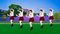 广场舞《心头肉》火爆热曲32步,活泼俏皮真欢乐,附背面示范和分解口令