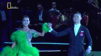 2019WDSF世界体育舞蹈公开赛标准舞-中国 邱禹铭&魏丽颖-狐步