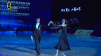 2019WDSF世界体育舞蹈公开赛标准舞-爱沙尼亚 Madis Abel & Aleeksandra Galkina - 狐步