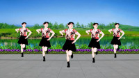 广场舞《人的这一生DJ》简单动感的32步,既健身来又快乐,附分解教学