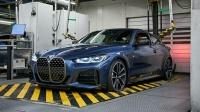 2021 宝马 BMW 4-Series (G22) 德国巴伐利亚丁格尔芬生产线展示