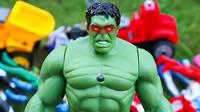奥特曼玩具游戏:麦克斯奥特曼、银河奥特曼、绿巨人大集合!