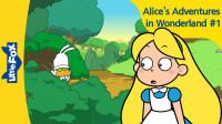 爱丽丝梦游仙境1   掉进兔子洞   Little Fox小狐狸英语动画