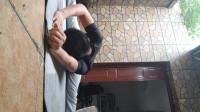 Morning Yoga Practice-男人晨练瑜伽