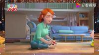 超级宝贝JOJO:小朋友和爸爸妈妈,一起来堆积木吧