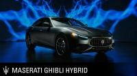 2021 玛莎拉蒂 Maserati Ghibli Hybrid 宣传片 Performance Charged