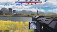 战地模拟器:控制导弹去轰炸敌军!