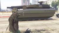 亚当熊GTA5线上,这台外形拉风的TM02坦克究竟值不值得购买