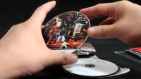 沙漠游戏经典大作开箱PS1压盘经典游戏1