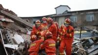 哈尔滨仓库坍塌9名被困人员确认无一幸存 事故原因正在调查
