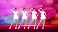 动感广场舞,简单好看的40步《不配怀念dj》健身舞
