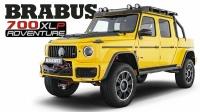 2021 巴博斯 Brabus 700 Adventure XLP 宣传片