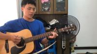 原创 《醒醒脑》王瓅加 弹唱组 2020卡马杯第三届全国原声吉他大赛-复赛