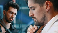 克罗地亚提琴双煞成员Luka Sulic演奏《Nuvole Bianche》