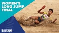 女子跳远决赛 - 2019田径世锦赛(多哈)