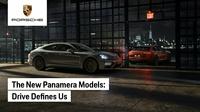 2022 保时捷 Porsche Panamera 宣传片 Highlights