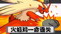 木子小驴解说《口袋妖怪格斗》火焰鸡一命通关