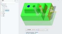 Creo7.0 Direct非参设计支持多实体(主体)编辑修改详述视频教程