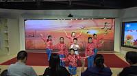 沪剧表演唱《芦苇疗养院》向阳红十字志愿者暑期汇演