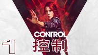 《Control 控制》终极合辑 剧情向通关攻略流程 第一期 未知的呼叫者