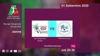 2020.09.01 诺瓦拉 vs 佛罗伦萨 贝利恩 - 20202021意大利女排超级杯第2轮