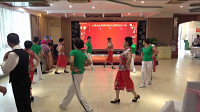 广场舞《又见北风吹》上海仙乐歌舞戏曲交流群成立大会
