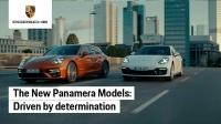 2022 保时捷 Porsche Panamera 宣传片 Driven by Determination