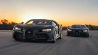 2020 布加迪 Bugatti Chiron Super Sport 300+ (原型测试车) 宣传片