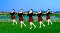 益馨广场舞《真的好想你》优美抒情32步,带给你健身的快乐,附分解