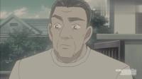 名侦探柯南奥田跟山崎吵架,女孩在心里盘算,打算让奥田背锅