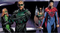 正义联盟换了新的超人,老超人陨落